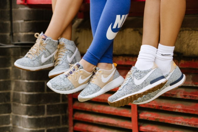 Nike x Liberty London Spring Collection