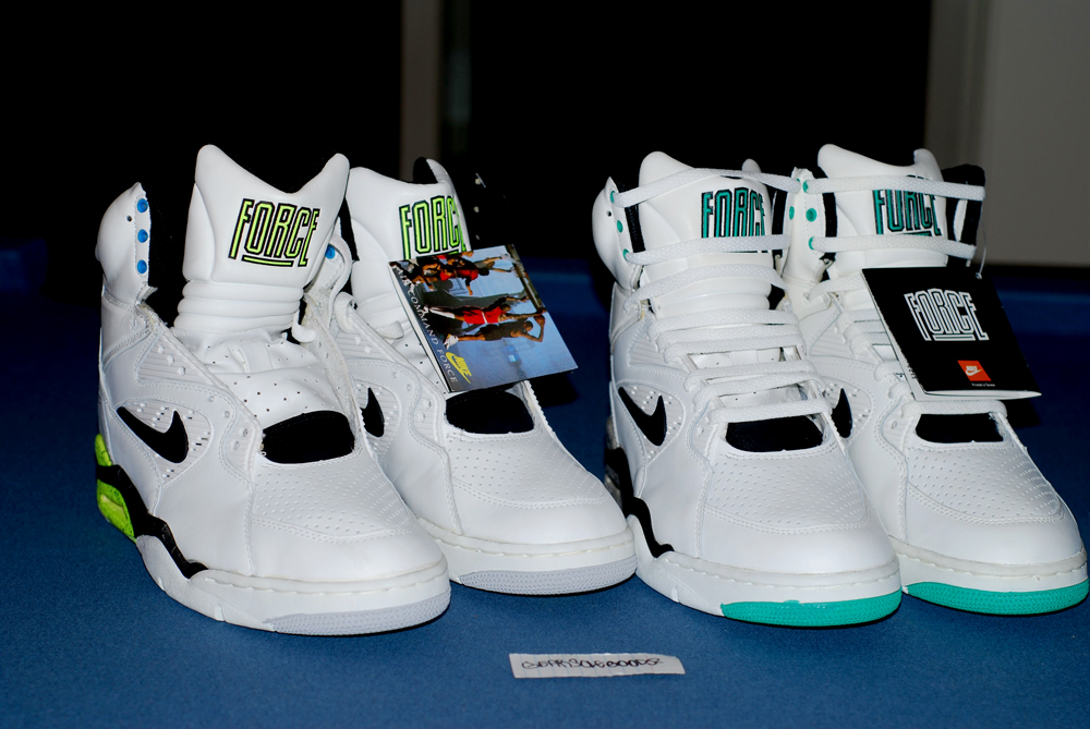 wholesale dealer 883b0 02af7 Fashion  Nike Brings Back the Air Force Command