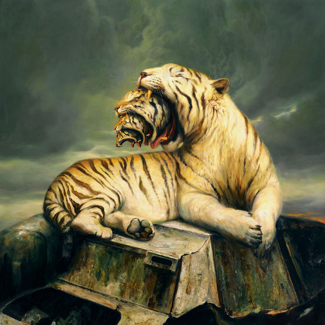 Martin_Wittfooth_paintings-ShockBlast-4