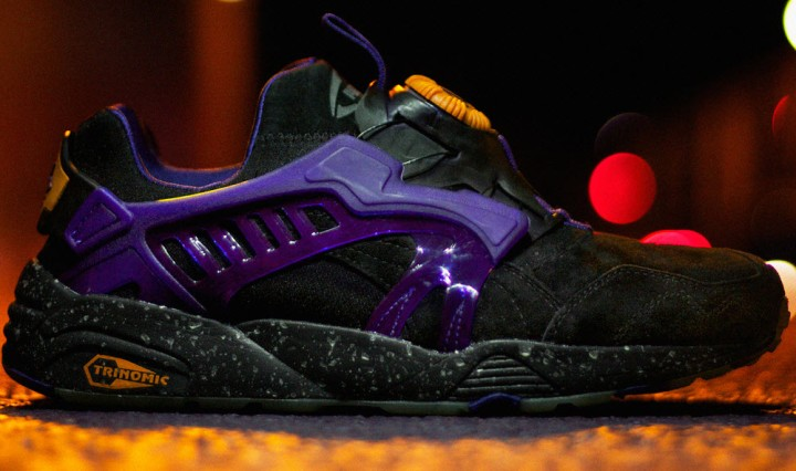 "new concept 7415d 7187d Footwear  atmos x PUMA Disc Blaze ""The Sun   The Moon"""