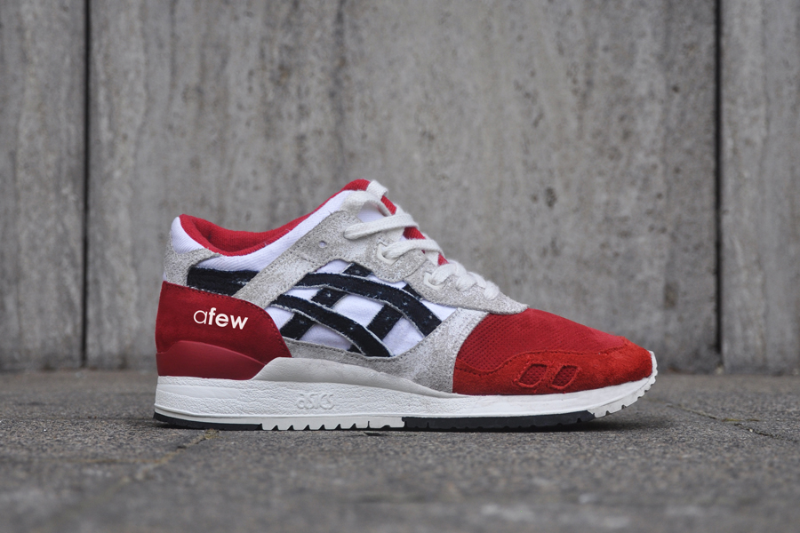 "the latest f3629 8df92 Footwear| A First Look at the Afew x ASICS Gel Lyte III ""Koi ..."