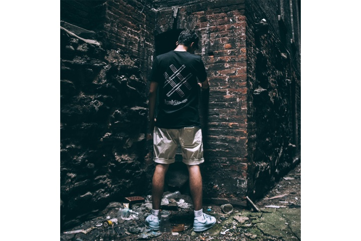 Black 3d Shirt