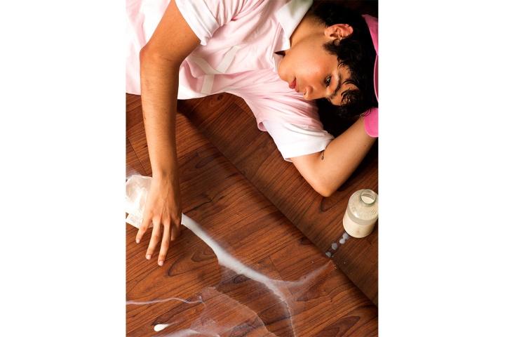 spilt milk