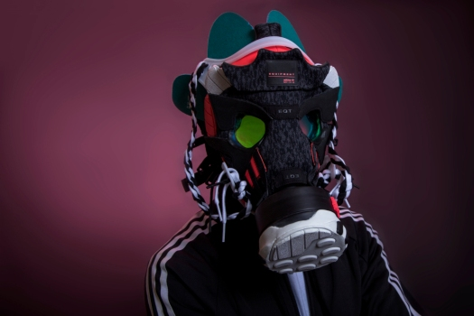 adidas EQT Support ADV Gas Mask by Freehand Profit