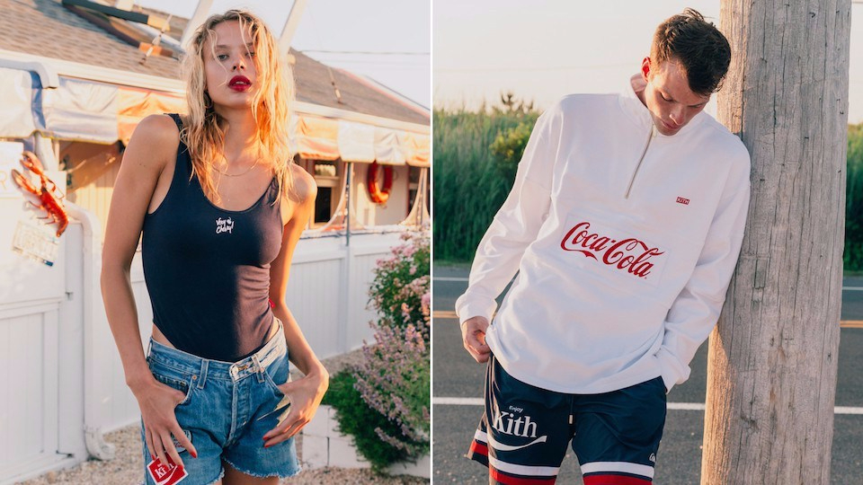 7e0410d9 Fashion  Checkout The Full Look At @KITHSet x @CocaCola Summer Release