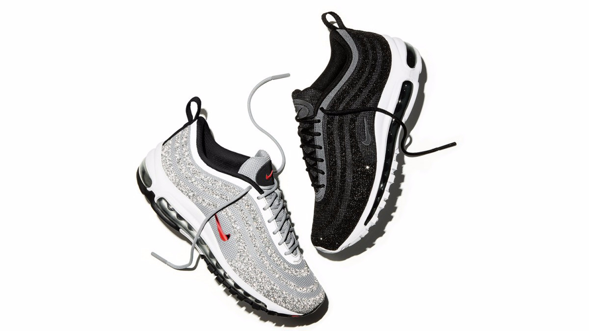 air max 97 with swarovski