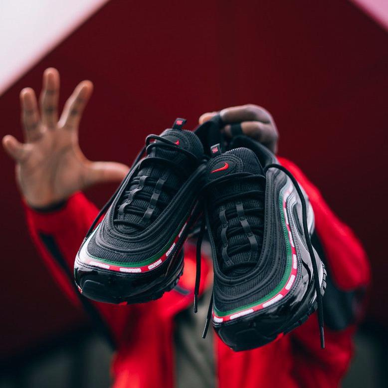 Footwear@UNDEFEATEDinc x @Nike Unveil Their Nike Air Max 97 Collab