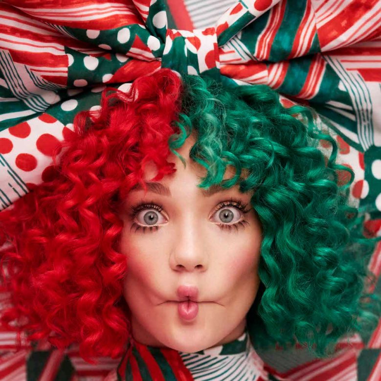 sia-christmas-album-artwork