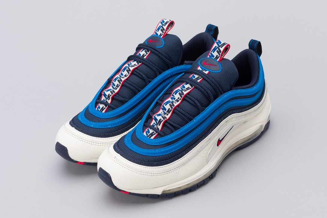 "wholesale dealer 8f3d3 5a5d5 Footwear| Enjoy A Full View Of @Nike Air Max 97 ""Pull Tab ..."