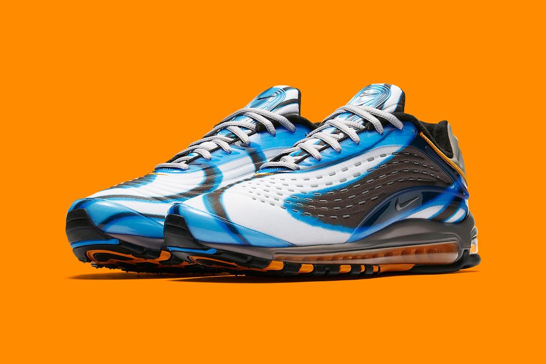 timeless design a6a47 9da04 Footwear   Nike Air Max Deluxe Makes A Return