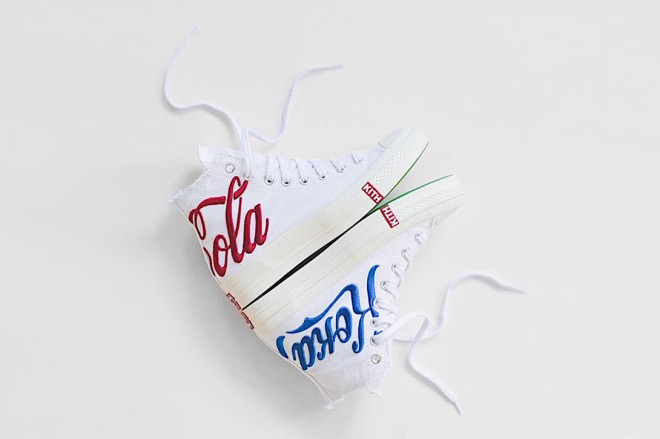 premium selection 977b1 918ec FashionTake A Closer Look At The KITHSET x CocaCola x Converse  Collaboration